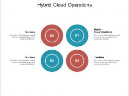 Hybrid Cloud Operations Ppt Powerpoint Presentation Icon Model Cpb