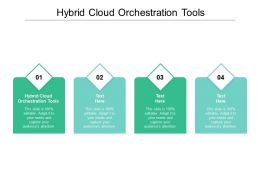Hybrid Cloud Orchestration Tools Ppt Powerpoint Presentation Icon File Formats Cpb