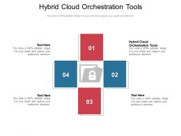 Hybrid Cloud Orchestration Tools Ppt Powerpoint Presentation Samples Cpb