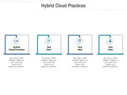 Hybrid Cloud Practices Ppt Powerpoint Presentation Show Graphic Tips Cpb