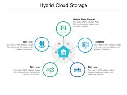 Hybrid Cloud Storage Ppt Powerpoint Presentation Slides Layout Ideas Cpb