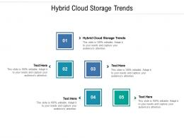 Hybrid Cloud Storage Trends Ppt Powerpoint Presentation Summary Clipart Cpb