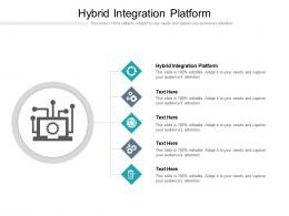 Hybrid Integration Platform Ppt Powerpoint Presentation Professional Inspiration Cpb