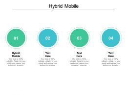 Hybrid Mobile Ppt Powerpoint Presentation Icon Design Ideas Cpb