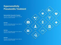 Hypersensitivity Pneumonitis Treatment Ppt Powerpoint Presentation Show Example File