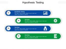 Hypothesis Testing Ppt Powerpoint Presentation Slides Designs Cpb