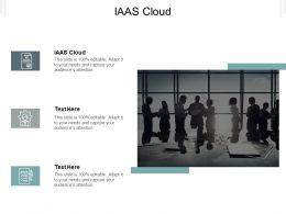 IAAS Cloud Ppt Powerpoint Presentation Styles Slide Download Cpb