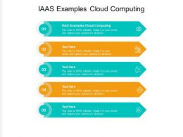 IAAS Examples Cloud Computing Ppt Powerpoint Presentation Infographics Background Cpb
