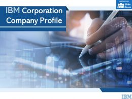 IBM Corporation Company Profile Overview Financials And Statistics From 2014-2018