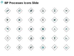 IBP Processes Icons Slide Gear Technology C1020 Ppt Powerpoint Presentation File Summary