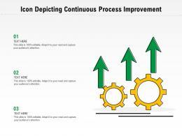Icon Depicting Continuous Process Improvement