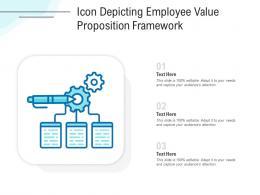 Icon Depicting Employee Value Proposition Framework