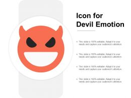 Icon For Devil Emotion