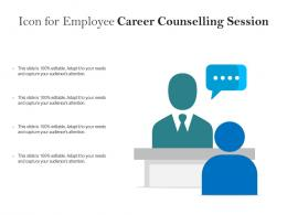 Icon For Employee Career Counselling Session