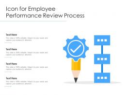 Icon For Employee Performance Review Process