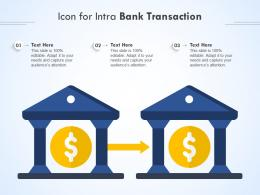 Icon For Intra Bank Transaction