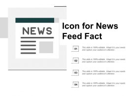 Icon For News Feed Fact