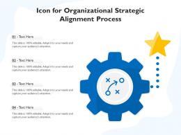 Icon For Organizational Strategic Alignment Process