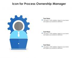 Icon For Process Ownership Manager