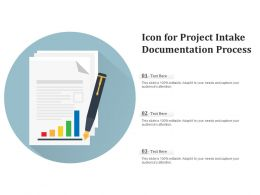Icon For Project Intake Documentation Process