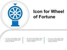 Icon For Wheel Of Fortune
