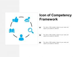 Icon Of Competency Framework