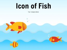 Icon Of Fish Aquarium Healthcare Remedy Underwater