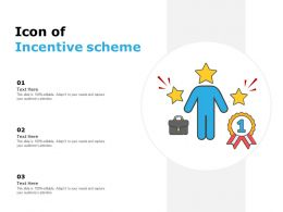 Icon Of Incentive Scheme