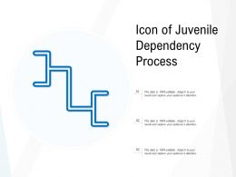 Icon Of Juvenile Dependency Process