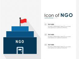 Icon Of NGO