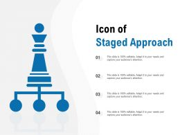 Icon Of Staged Approach