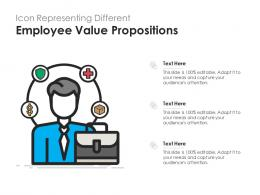 Icon Representing Different Employee Value Propositions