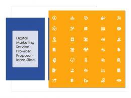 Icons Slide Digital Marketing Service Provider Proposal Ppt Powerpoint Presentation Gallery