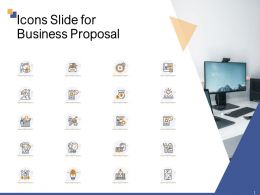 Icons Slide For Business Proposal Ppt Powerpoint Presentation Infographic Template