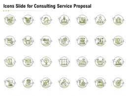 Icons Slide For Consulting Service Proposal Ppt Powerpoint Presentation Slides Images
