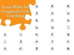 Icons Slide For Corporate Life Coaching Ppt Powerpoint Presentation Visual Aids Outline