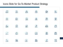 Icons Slide For Go To Market Product Strategy Ppt Guidelines
