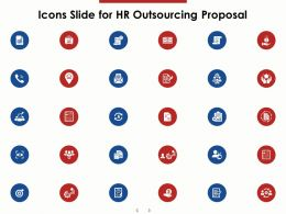 Icons Slide For HR Outsourcing Proposal Ppt Powerpoint Presentation File Infographics