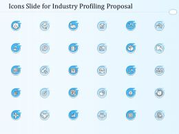 Icons Slide For Industry Profiling Proposal Ppt Powerpoint Presentation Infographic