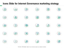 Icons Slide For Internet Governance Marketing Strategy Ppt Powerpoint Presentation Pictures