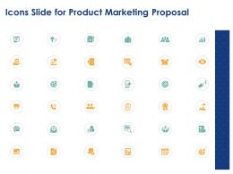 Icons Slide For Product Marketing Proposal Ppt Powerpoint Presentation Infographics