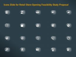 Icons Slide For Retail Store Opening Feasibility Study Proposal Ppt Powerpoint Icon Show