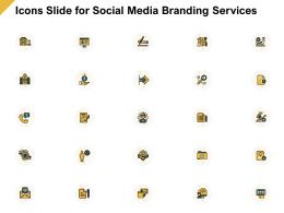 Icons Slide For Social Media Branding Services Ppt Powerpoint Microsoft
