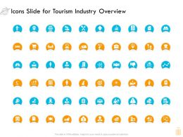 Icons Slide For Tourism Industry Overview Ppt Design Templates