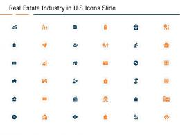 Icons Slide Real Estate Industry In Us Ppt Powerpoint Presentation Model Outfit