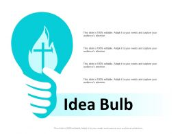 Idea Bulb Technology Ppt Powerpoint Presentation Inspiration Slideshow