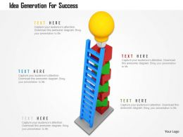 Idea Generation For Success Image Graphics For Powerpoint