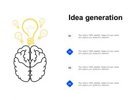 Idea Generation Technology Mind Map Ppt Powerpoint Presentation Ideas Design Ideas