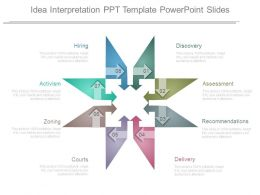 Idea Interpretation Ppt Template Powerpoint Slides