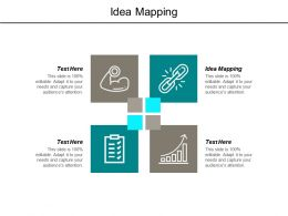 Idea Mapping Ppt Powerpoint Presentation Outline Themes Cpb